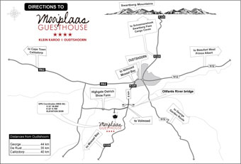 Contact Us - Mooiplaas Country Guesthouse