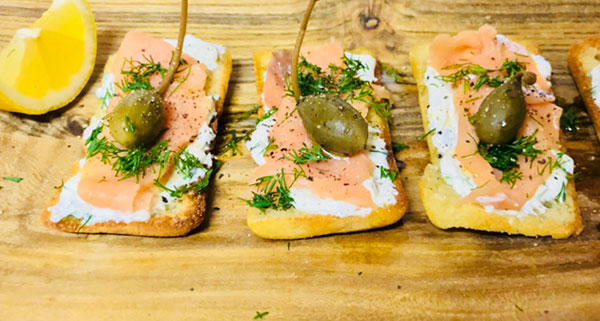 Tapas at Mooiplaas Country Guesthouse