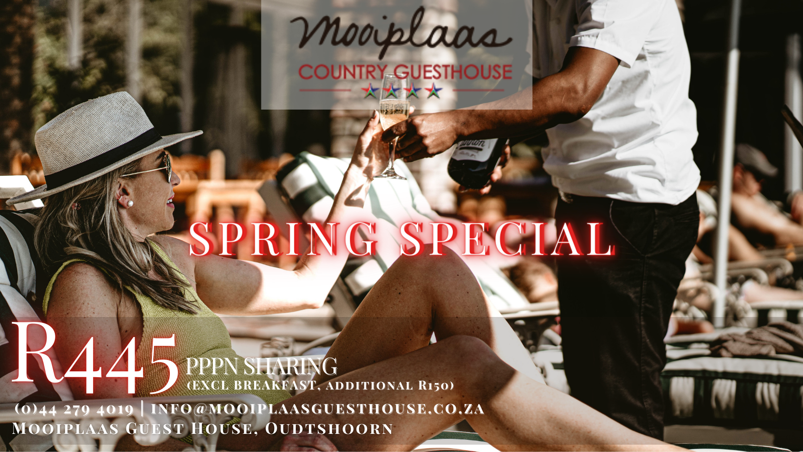 Accommodation Special - Oudtshoorn